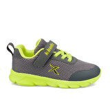 Kinetix CASTRO Gri Erkek Çocuk Koşu Ayakkabısı