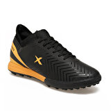 Kinetix LORIS TF Siyah Erkek Halı Saha Ayakkabısı