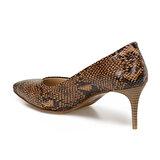 Butigo MİRA Çok Renkli Kadın Gova Ayakkabı