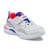 Kinetix PLAYS Beyaz Kız Çocuk Yürüyüş Ayakkabısı