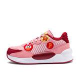 Puma SESAME STR 50 RS 9.8 PS B PEMBE MULTI Kız Çocuk Sneaker Ayakkabı