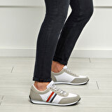 Kinetix JUSTIN Açık Gri Erkek Sneaker Ayakkabı
