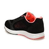 Kinetix ARNOS Siyah Kız Çocuk Sneaker Ayakkabı