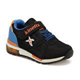 Kinetix RIVERO Siyah Erkek Çocuk Sneaker Ayakkabı