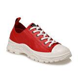 Butigo MARTİN Kırmızı Kadın Havuz Taban Sneaker