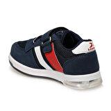 Kinetix UPTON Lacivert Erkek Çocuk Sneaker Ayakkabı