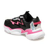 Kinetix TROTTER Siyah Kız Çocuk Yürüyüş Ayakkabısı
