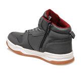 Kinetix GALLO HI M Gri Erkek Sneaker Ayakkabı