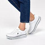 Kinetix GABY Beyaz Kadın Sneaker Ayakkabı