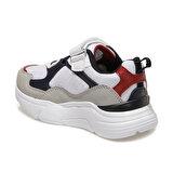 Kinetix FLETCHER J 1FX Beyaz Erkek Çocuk Koşu Ayakkabısı