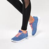 Kinetix NINA MESH Mavi Kadın Sneaker Ayakkabı