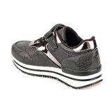 Polaris 92.511781.P Siyah Kız Çocuk Spor Ayakkabı