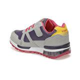 Kinetix RIVERO PU 9PR Mor Kız Çocuk Sneaker Ayakkabı