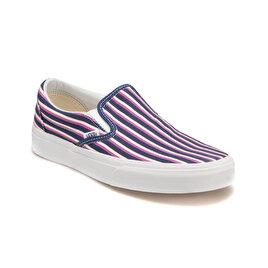 6cbc5175d2ebe Kargo Bedava CLASSIC SLIP-ON Mavi Kadın Sneaker Ayakkabı