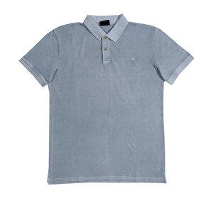 Quicksilver QUIKSILVER EVERYDAYSUNCR M KTTP Açık Mavi Erkek Çocuk Kısa Kol T-Shirt