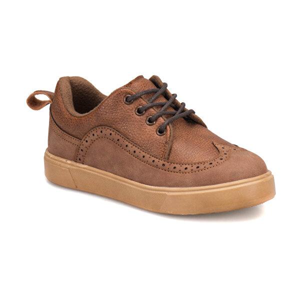 Yellow Kids YK109 Taba Erkek Çocuk Sneaker Ayakkabı