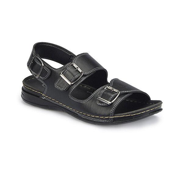 Polaris 81.159035.M Siyah Erkek Klasik Ayakkabı