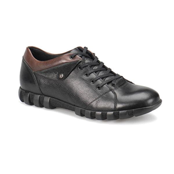 Oxide 704 Siyah Erkek Ayakkabı