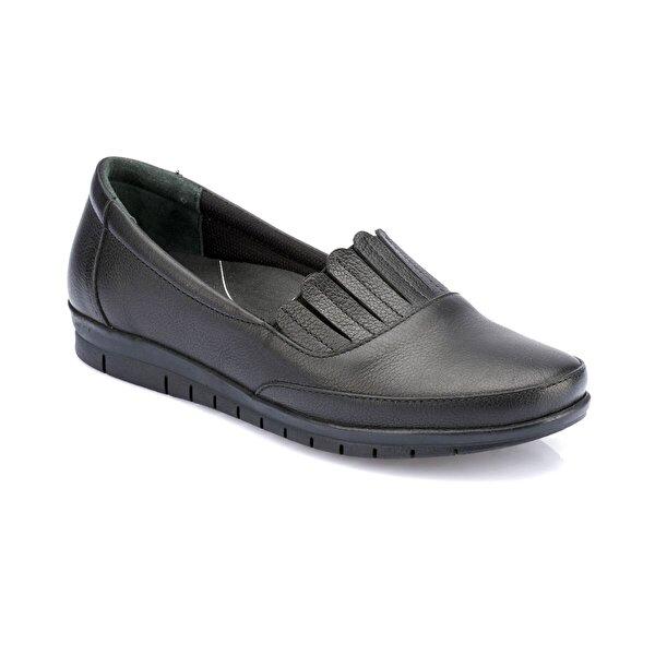 Polaris 5 Nokta 82.100170.Z Siyah Kadın Ayakkabı