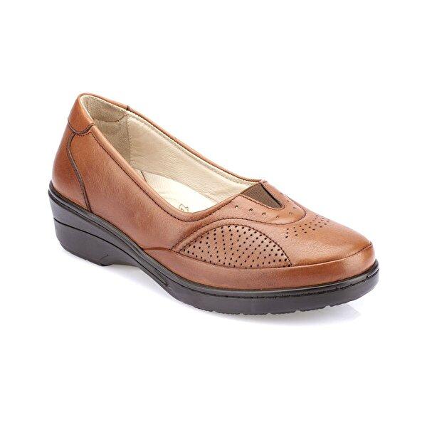 Polaris 5 Nokta 82.100147.Z Taba Kadın Ayakkabı