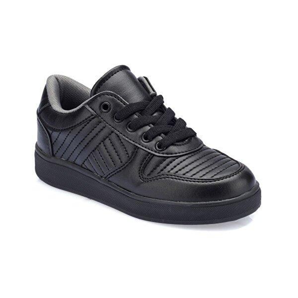 Polaris 82.510858.F Siyah Erkek Çocuk Ayakkabı