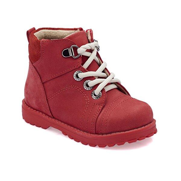Polaris 82.510529.B Kırmızı Kız Çocuk Bot