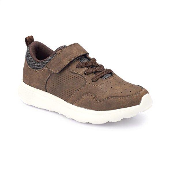 Kinetix HAYNES Kahverengi Erkek Çocuk Sneaker Ayakkabı