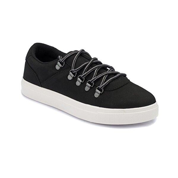 Kinetix ZUZU Siyah Kadın Sneaker Ayakkabı