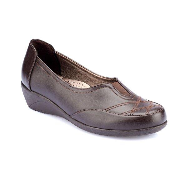 Polaris 82.150021.Z Kahverengi Kadın Ayakkabı