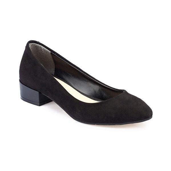 Polaris 82.312075SZ Siyah Kadın Gova Ayakkabı