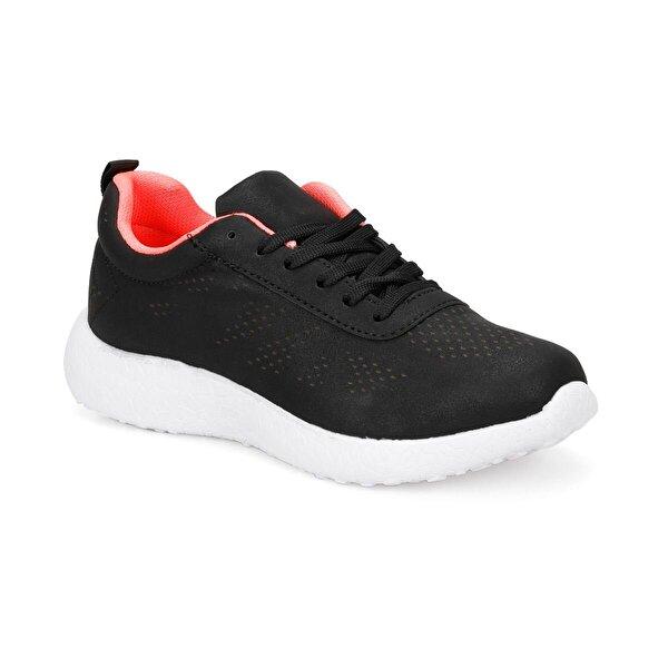 Torex ICE PU W Siyah Kadın Sneaker Ayakkabı