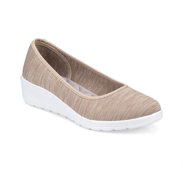 Polaris 91.150713.Z Vizon Kadın Ayakkabı
