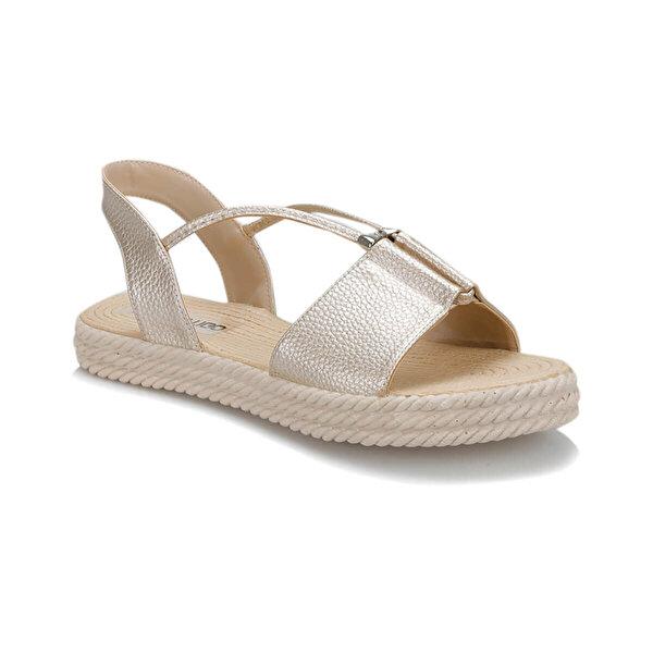 Butigo 19S-463 Altın Kadın Sandalet