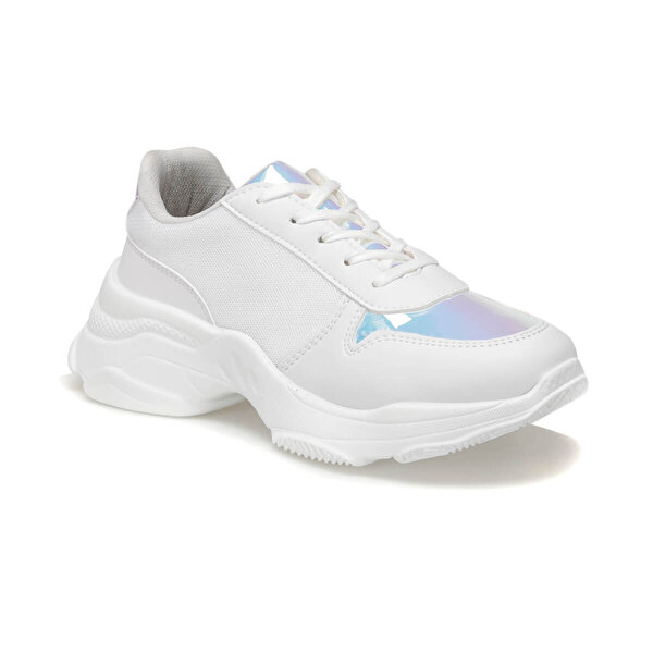 Butigo 19SF-1619 Beyaz Kadın Sneaker