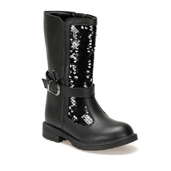 Seventeen TAKO Siyah Kız Çocuk Basic Casual Ayakkabı