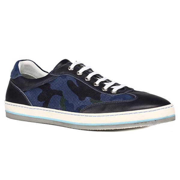 Salvano 1 Lacivert Erkek Ayakkabı