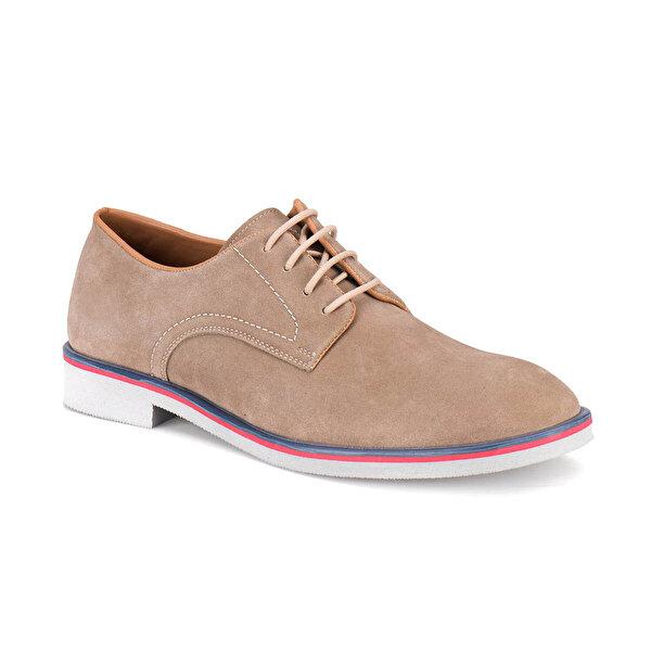 JJ-Stiller MST-1 M 6691 Kum Rengi Erkek Klasik Ayakkabı