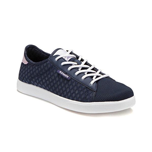 Kinetix A1287860 Lacivert Kadın Sneaker