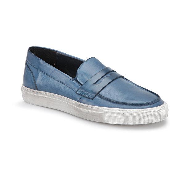 Glif 9691 M 2251 Mavi Erkek Casual Ayakkabı