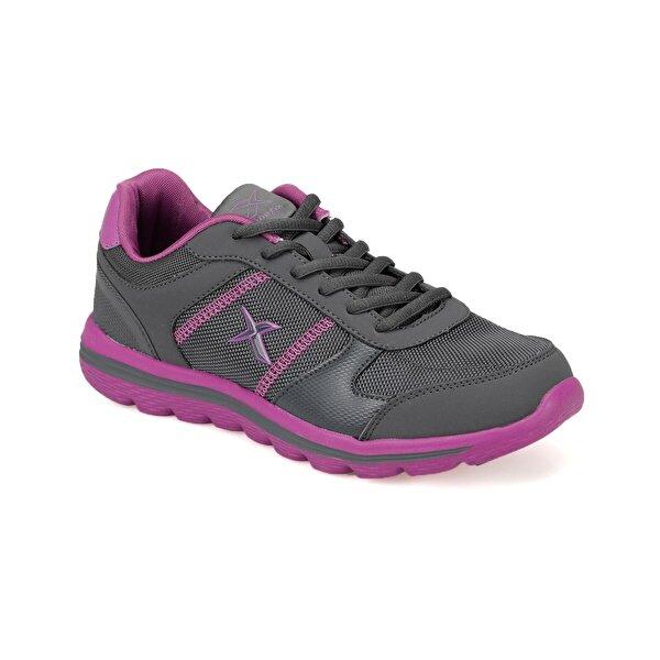 Kinetix BLINE W Gri Kadın Yürüyüş Ayakkabısı