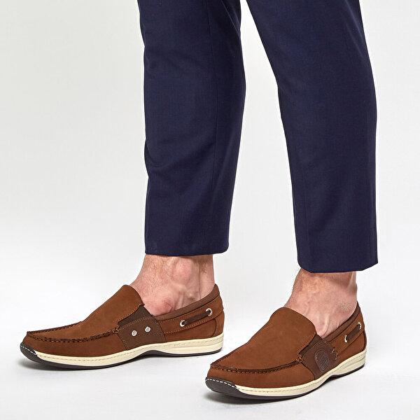 Dockers by Gerli 220101 Kahverengi Erkek Marin Ayakkabı