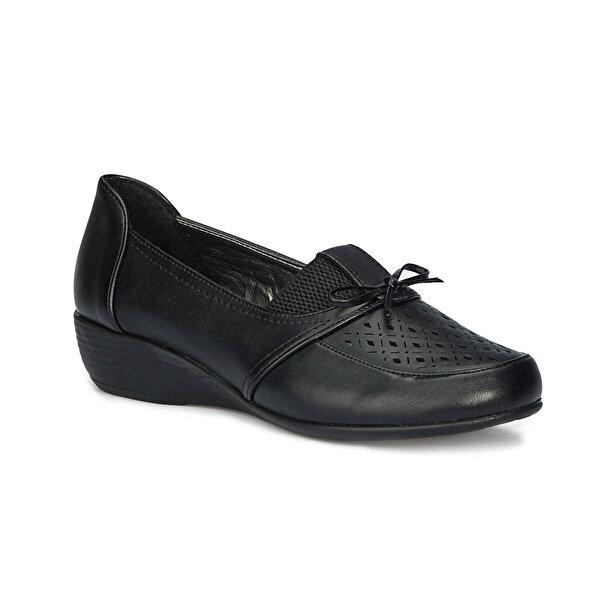 Polaris 71.157275.Z Siyah Kadın Klasik Ayakkabı