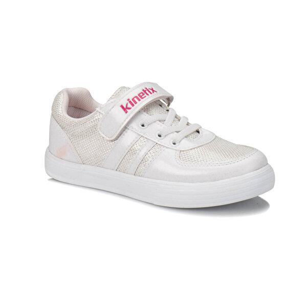 Kinetix MASSIN Beyaz Kız Çocuk Sneaker