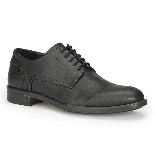 Polaris 71.800107.M Siyah Erkek Klasik Ayakkabı