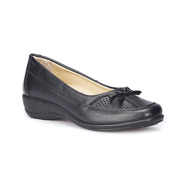 Polaris 5 Nokta 71.109604.Z Siyah Kadın Klasik Ayakkabı