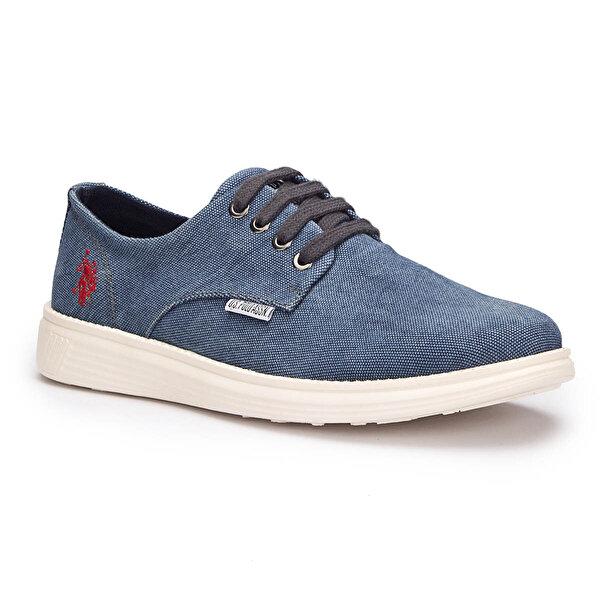 U.S. Polo Assn. LUGO Lacivert Erkek Sneaker Ayakkabı