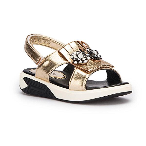Pink Step PAPPY Altın Kız Çocuk Sandalet