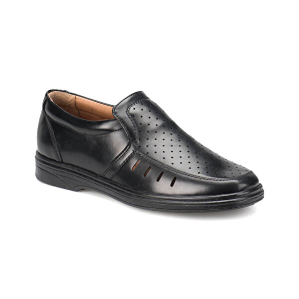 Flexall ZMR M 1618 Siyah Erkek Comfort Ayakkabı
