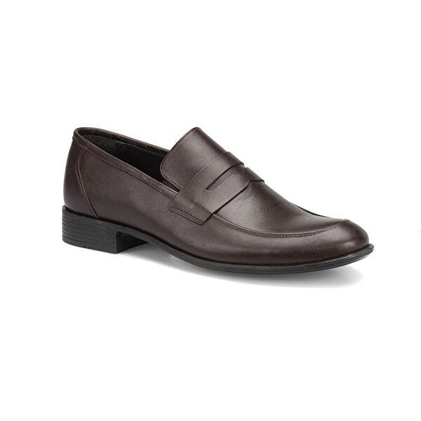 Garamond 859 M 1492 Kahverengi Erkek Klasik Ayakkabı