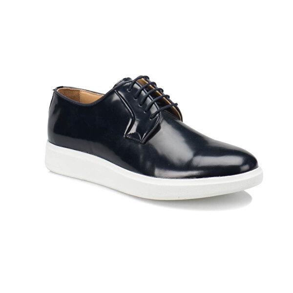 JJ-Stiller 22 M 1506 Lacivert Erkek Klasik Ayakkabı